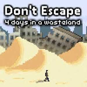 Buy Dont Escape 4 Days in a Wasteland CD Key Compare Prices