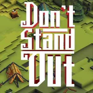 Buy Dont Stand Out CD Key Compare Prices