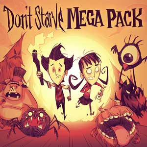 Buy Dont Starve Mega Pack PS4 Game Code Compare Prices