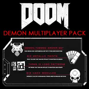 Buy DOOM Demon Multiplayer Pack DLC CD Key Compare Prices