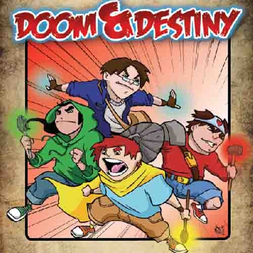 Buy Doom & Destiny CD Key Compare Prices