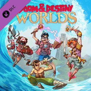 Doom & Destiny Worlds Deluxe Content