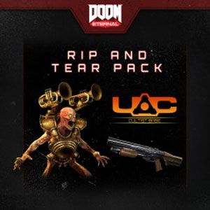 Buy DOOM Eternal Rip and Tear Pack PS4 Compare Prices