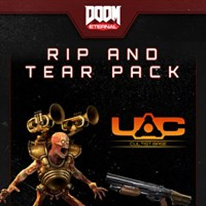 DOOM Eternal Rip and Tear Pack