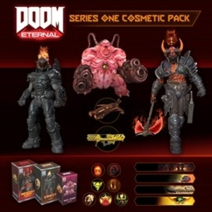 Buy DOOM Eternal Series One Cosmetic Pack Xbox One Compare Prices