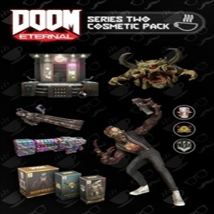 Buy DOOM Eternal Series Two Cosmetic Pack Xbox One Compare Prices