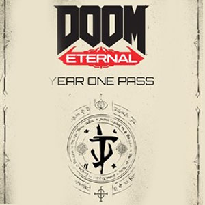 Buy DOOM Eternal Year One Pass PS4 Compare Prices