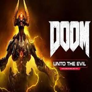 Buy Doom Unto The Evil Xbox One Compare Prices