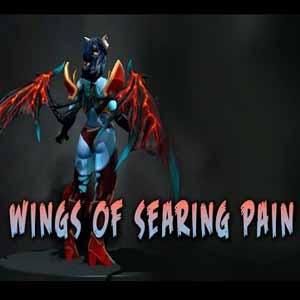 DOTA 2 Wing of Searing Pain