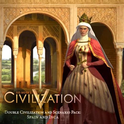 Buy Double Civilization and Scenario Pack Spain and Inca CD Key Compare Prices
