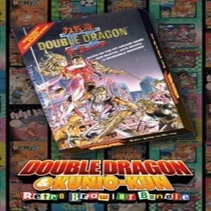 DOUBLE DRAGON 2 The Revenge