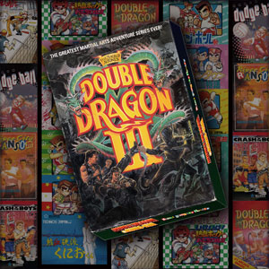 Buy DOUBLE DRAGON 3 The Sacred Stones Nintendo Switch Compare Prices