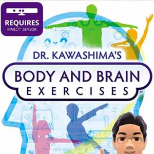 Dr Kawashimas Body and Brain Exercises Game