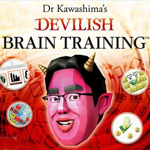 Buy Dr Kawashimas Devilish Brain Training Can you stay focused Nintendo 3DS Download Code Compare Prices