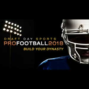 Buy Draft Day Sports Pro Football 2018 CD Key Compare Prices