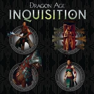 Dragon Age Inquisition Spoils of the Qunari