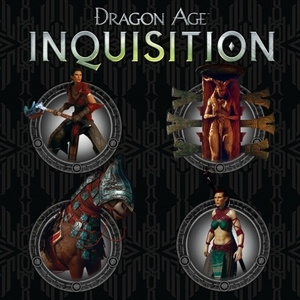 Buy Dragon Age Inquisition Spoils of the Qunari PS4 Compare Prices
