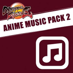 DRAGON BALL FIGHTERZ Anime Music Pack 2