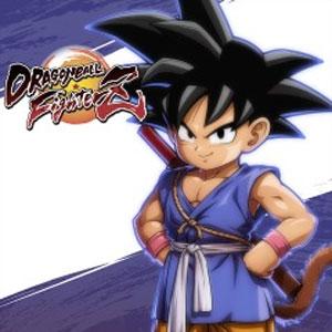 DRAGON BALL FIGHTERZ Goku GT