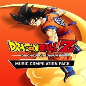 DRAGON BALL Z KAKAROT MUSIC COMPILATION PACK