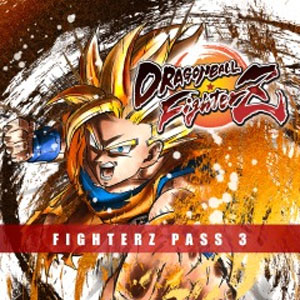 Buy DRAGON BALL FIGHTERZ Pass 3 PS4 Compare Prices