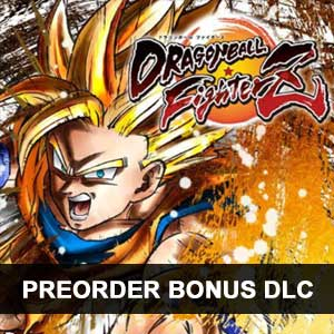 DRAGON BALL FighterZ Preorder Bonus DLC