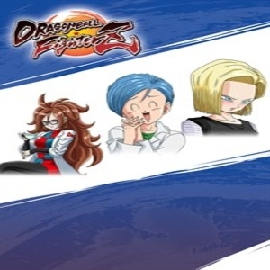DRAGON BALL FIGHTERZ Stamps Girls Pack