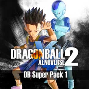DRAGON BALL XENOVERSE 2 DB Super Pack 1