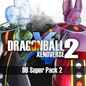 Buy DRAGON BALL XENOVERSE 2 DB Super Pack 2 CD Key Compare Prices