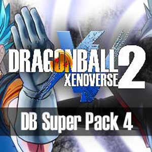 DRAGON BALL XENOVERSE 2 DB Super Pack 4