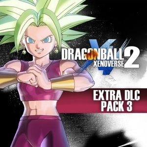 Buy DRAGON BALL XENOVERSE 2 Extra DLC Pack 3 PS4 Compare Prices