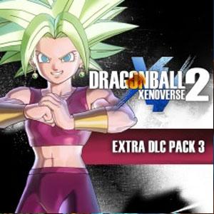 DRAGON BALL XENOVERSE 2 Extra DLC Pack 3