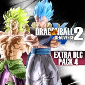 DRAGON BALL XENOVERSE 2 Extra DLC Pack 4