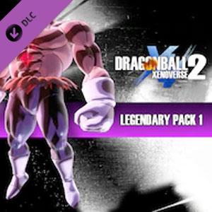 DRAGON BALL XENOVERSE 2 Legendary Pack 1