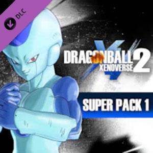 DRAGON BALL XENOVERSE 2 Super Pack 1