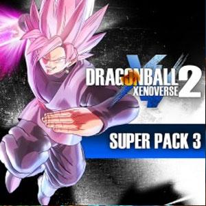 DRAGON BALL XENOVERSE 2 Super Pack 3