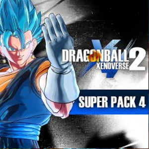 DRAGON BALL XENOVERSE 2 Super Pack 4