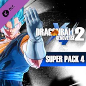 DRAGON BALL XENOVERSE 2 Super Pack 4