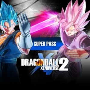 Buy DRAGON BALL XENOVERSE 2 Super Pass Xbox One Compare Prices