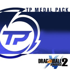 DRAGON BALL XENOVERSE 2 TP Medal Pack