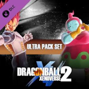 DRAGON BALL XENOVERSE 2 Ultra Pack Set