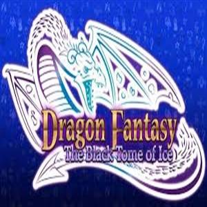 Dragon Fantasy The Black Tome of Ice