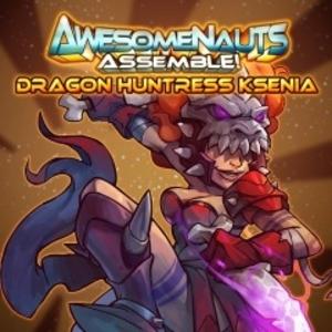 Dragon Huntress Ksenia Awesomenauts Assemble Skin