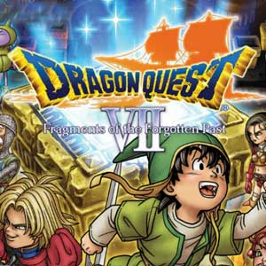Buy Dragon Quest 7 Fragments of the Forgotten Past Nintendo 3DS Download Code Compare Prices