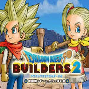 Buy Dragon Quest Builders 2 PS4 Compare Prices