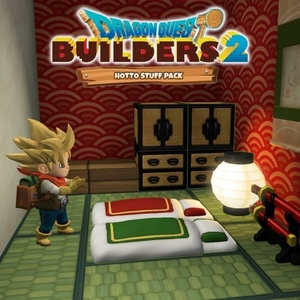 DRAGON QUEST BUILDERS 2 Hotto Stuff Pack