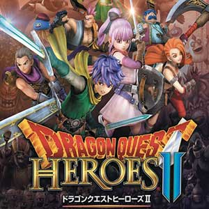 Buy Dragon Quest Heroes 2 PS4 Game Code Compare Prices
