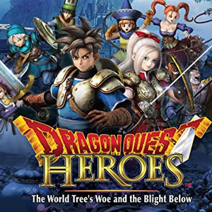 Dragon Quest Heroes The World Tree's Woe and the Blight Below