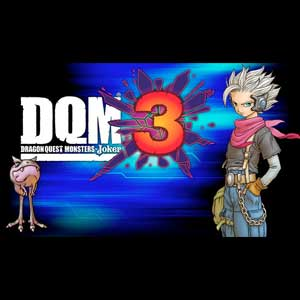 Buy Dragon Quest Monsters Joker 3 Nintendo 3DS Download Code Compare Prices