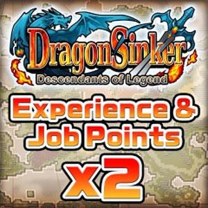 Dragon Sinker Boost Scroll